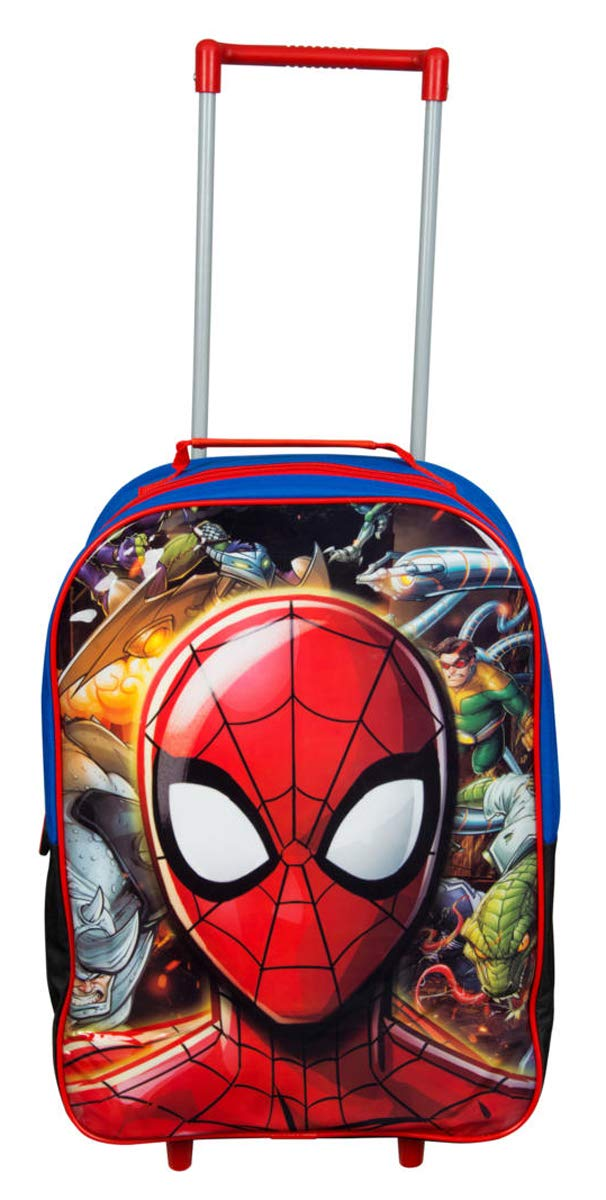 Sambro-SPE-8053-Trolley-fr-Kinder-Marvel-Spiderman