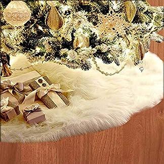 Milopon-Christbaumstnder-Weihnachtsbaum-Decke-Weihnachtsbaumdecke-Baumdecke-Weihnachts-Dekorationen-Weihnachtsbaum-Abdeckung-Runde-Christbaumdecke-fr-Weihnachtenbaum-120cm