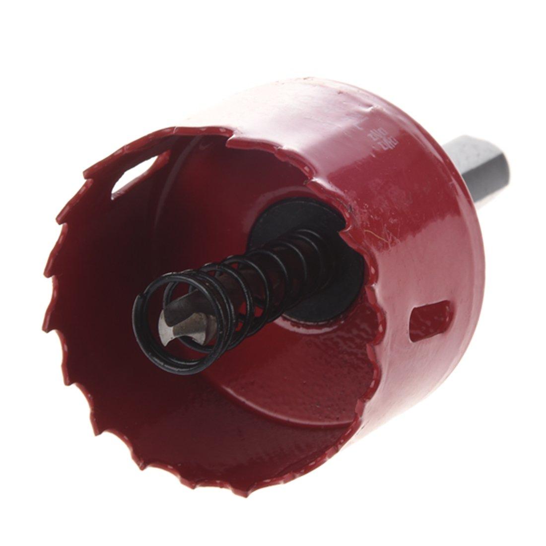 Cikuso-Aluminium-Legierung-Eisen-Cutter-42mm-Durchmesser-Lochsaege-Werkzeug