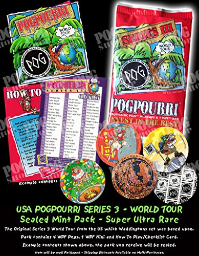 POGS-1995-Sealed-Foil-Pack-USA-POGPOURRI-SERIES-3-WORLD-TOUR-POG-SHOP