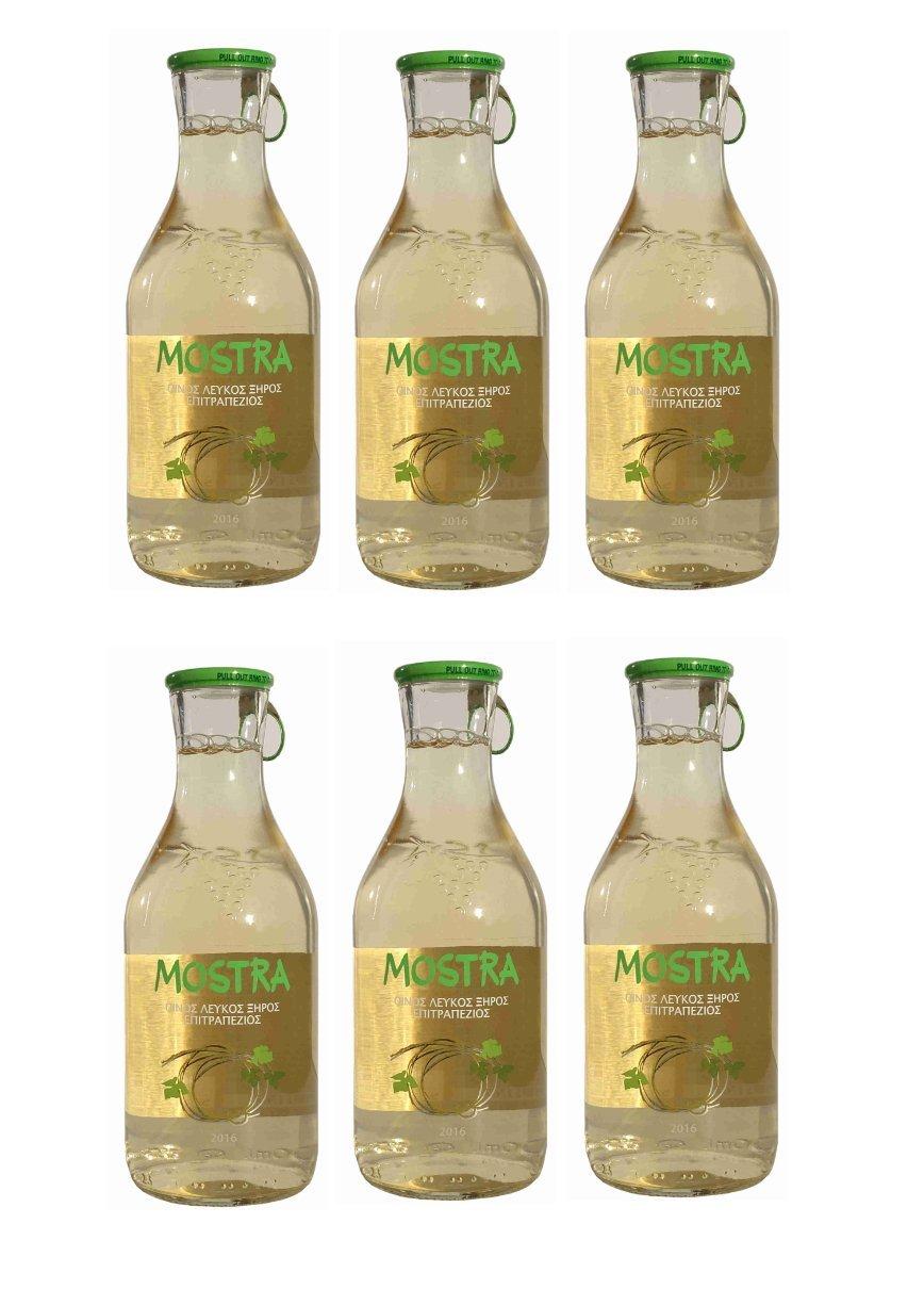 6x-Mostra-Weiwein-trocken-je-500ml-125-Vol-Tsililis-Wei-Wein-aus-Griechenland-10ml-Olivenl-zum-testen