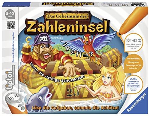 Ravensburger-00512-Tiptoi-Spiel-Das-Geheimnis-der-Zahleninsel