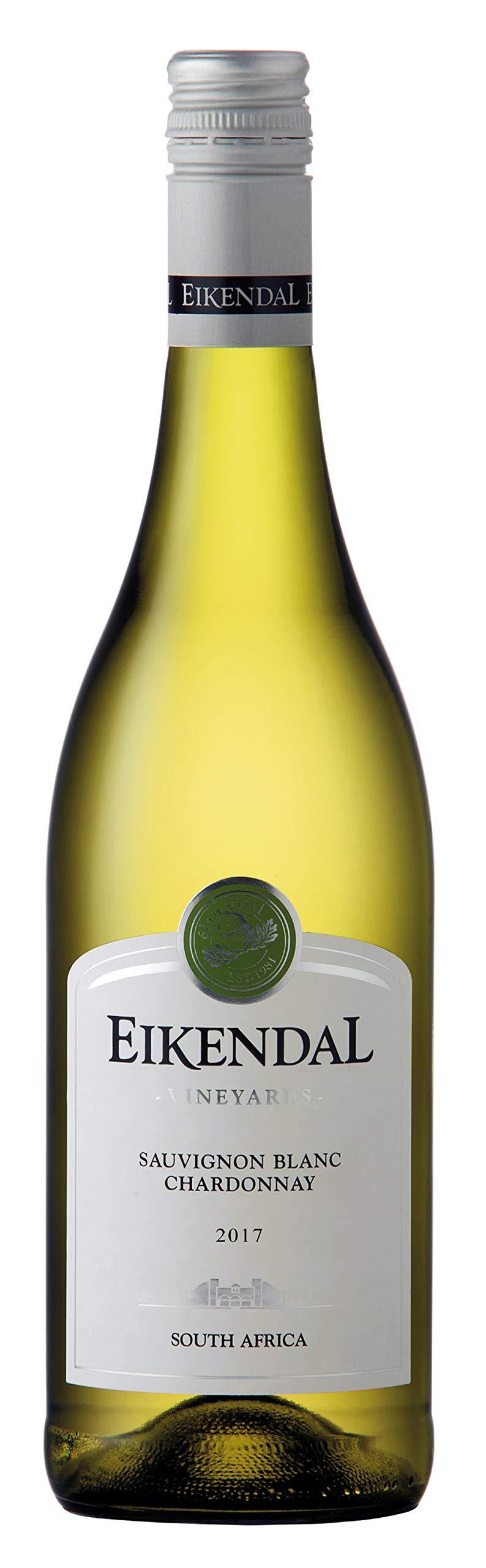 Eikendal-Weiwein-Sauvignon-Blanc-Chardonnay-aus-Stellenbosch-Sdafrika-trocken