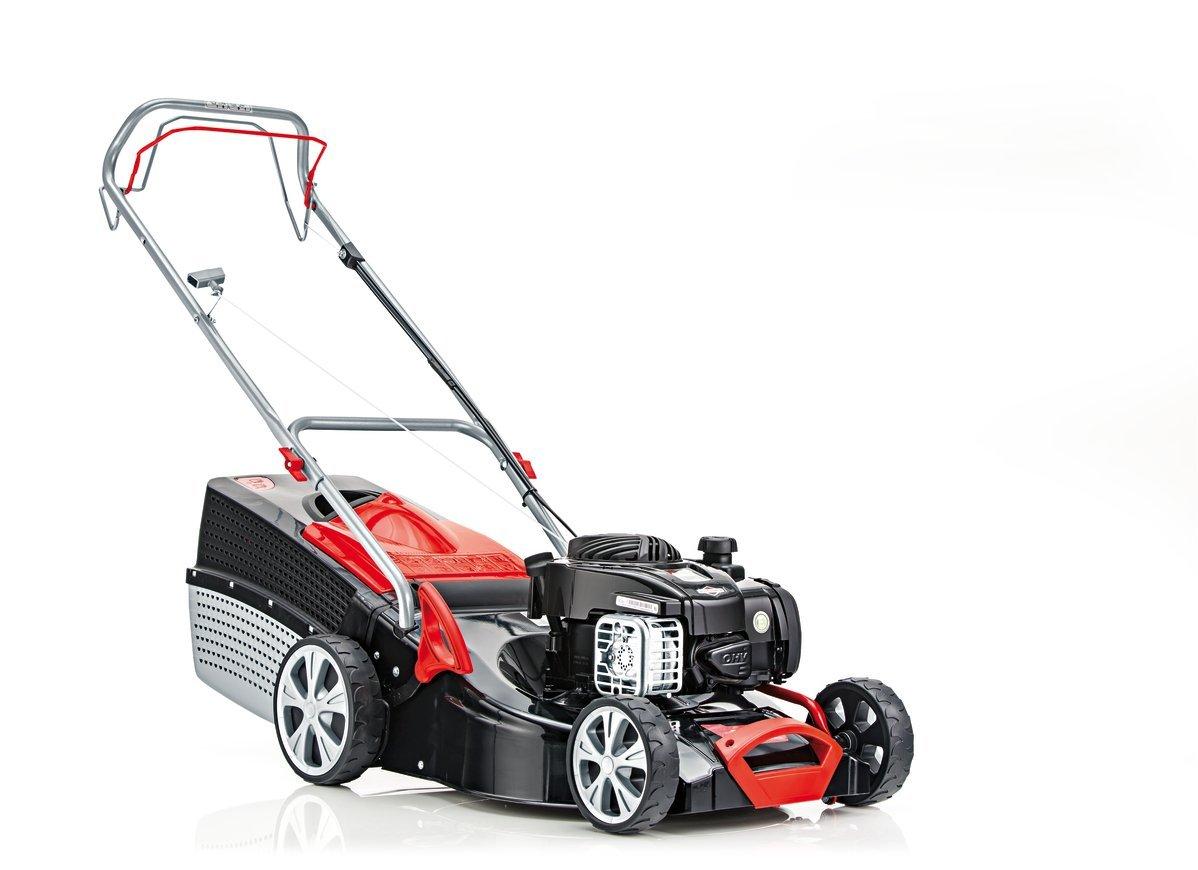 AL-KO-Benzin-Rasenmher-Classic-Schnittbreite-20-kW-Motorleistung-fr-Rasenflchen