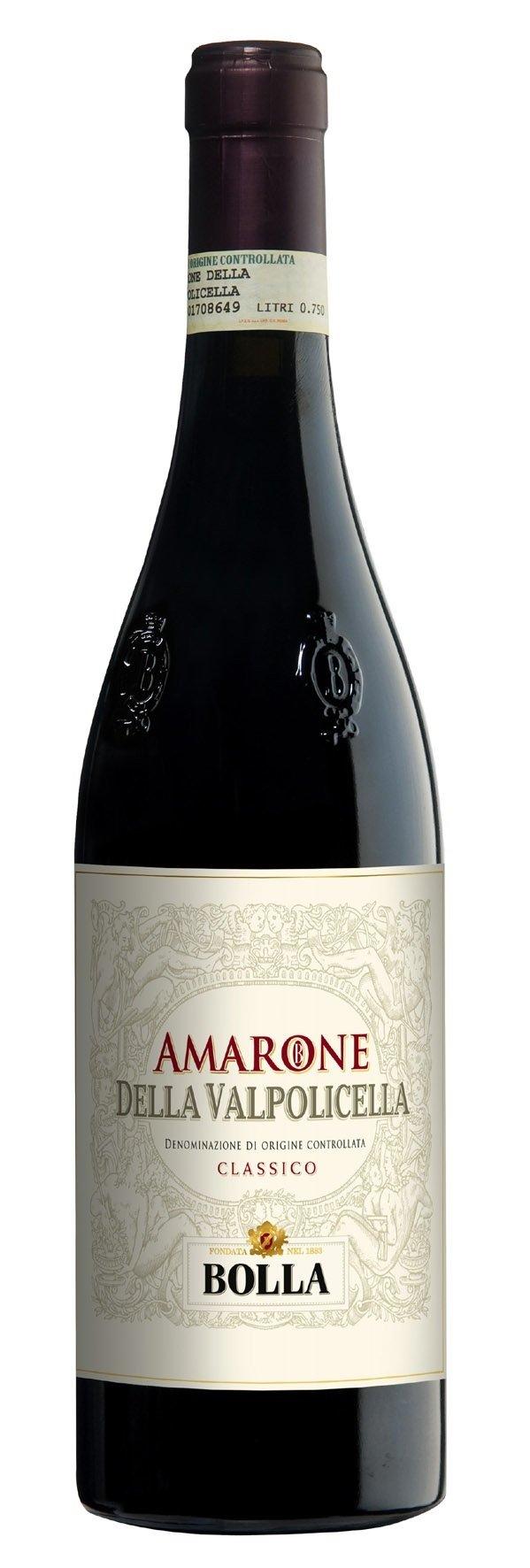 6x-075l-2013er-Bolla-Amarone-della-Valpolicella-Classico-DOCG-Veneto-Italien-Rotwein-trocken
