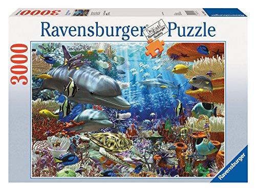 Ravensburger-17027-Leben-unter-Wasser-3000-Teile-Puzzle