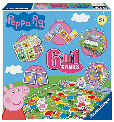 Ravensburger-Puzzle-Peppa-Wutz-6-in-1-Spiele