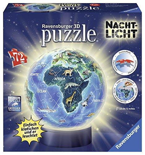 Ravensburger-3D-Puzzle-11844-Erde-Im-Nachtdesign-Nachtlicht