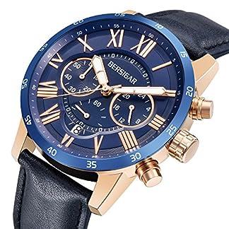 Uhren-fr-Mann-Herren-Uhren-Analog-Quarz-Leder-Armbanduhr-Herren-Luxus-Blau-Datum-Kalender-Armbanduhr-Herren-Casual-Business-Analog-Quarz-Wasserdicht-Handgelenk-Uhren-CLASSIC-Fashion-Kleid-Armbanduhr