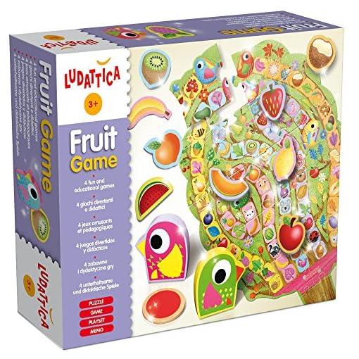 Lisciani-47086-Fruit-Game-Spiel