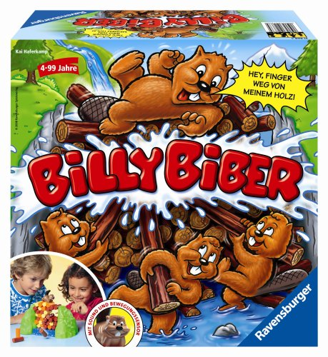 Ravensburger-21868-Billy-Biber