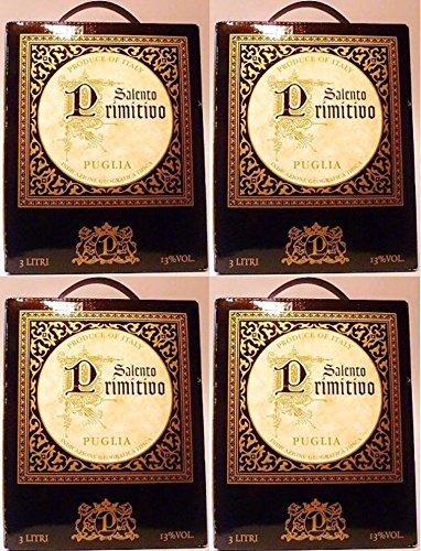 4-x-SALENTO-PRIMITIVO-PUGLIA-APULIEN-Bag-in-Box-3-Liter-Incl-Goodie-von-Flensburger-Handel