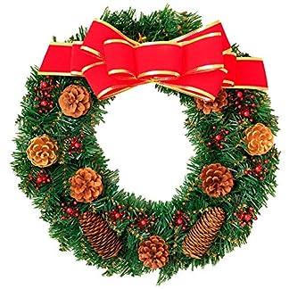alian-Millster-Weihnachtskranz-Red-Fruit-Green-Leaf-Baumwolle-Dekorative-Weihnachtsblume-304050-cm-Fr-Weihnachtsbaum-Dekoration