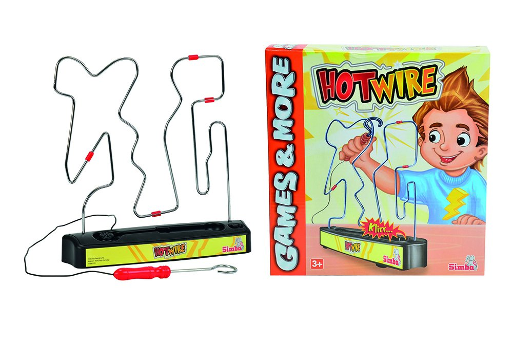 Simba-106060172-Games-More-Hot-Challenge-21-x-27-cm