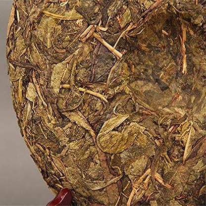 Roher-pu-erh-Tee-357g-079LB-Pu-erh-Tee-Kuchen-alter-Baum-puerh-Tee-goldene-Bltter-geschmackvoller-sheng-Pu-er-Tee-Roher-Tee-Puer-Tee-Chinesischer-Tee-puer-Tee-Grner-Tee