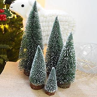 CanVivi-Festive-Knstlicher-Weihnachtsbaum-Tisch-Christmasbaum-Kleine-Weihnachten-Baum-Dekoration-Geschenk