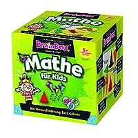 Unbekannt-Brain-Box-94939-Lernspiel-Mathe-fr-Kids-Spiel-Dich-schlau-ab-1-Spieler-Dauer-Circa-10-Minuten