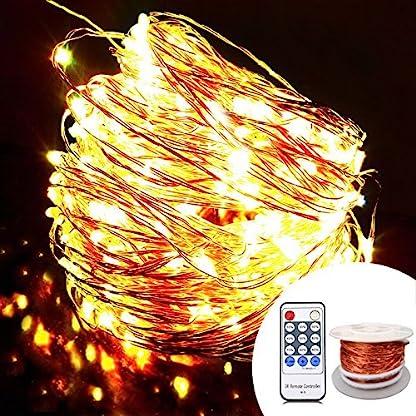 Aktualisierung-LED-Lichterkette-Kupfer-24M-240-LEDs-warmwei-CE-Zertifizierung-OrgMemory-Lichterkette-Draht-Wassedicht-Innen-und-Auen-mit-Fernbedienung-fr-Weihnachten-Hochzeit-Haus-Bume