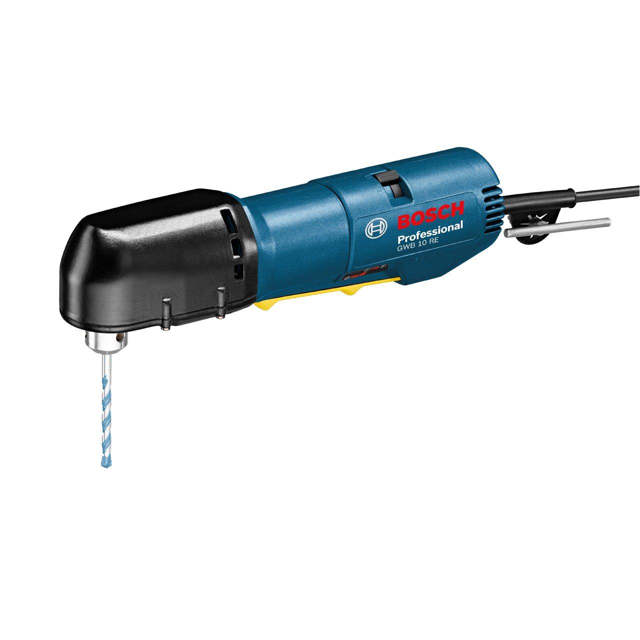 Bosch-Professional-GWB-10-RE-400-W-Nennaufnahmeleistung-22-mm-Bohr–Holz-10-mm-Bohr–Stahl-Zahnkranzbohrfutter-10-mm-eingebaut