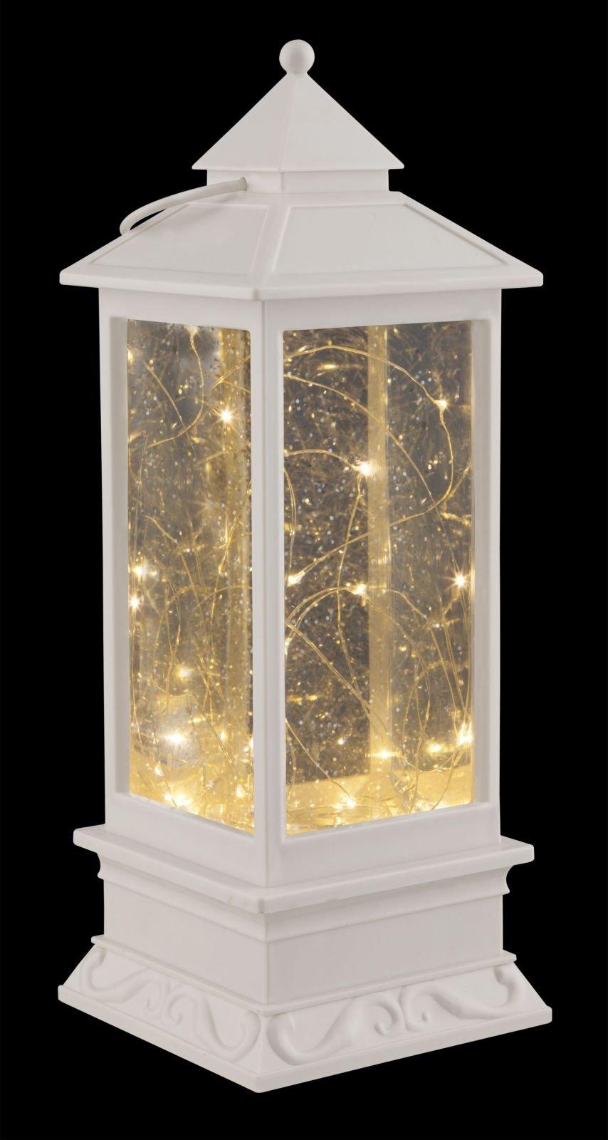 LED-Laterne-mit-Beleuchtung-Lichterkette-Tischleuchte-3D-Effekt-Batterie-und-Strom-Betrieb-Wei-Tischlampe-Weihnachtsdeko-Weihnachtsbeleuchtung-Hhe-28-cm