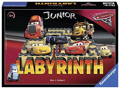 Ravensburger-21273-DisneyPixar-Cars-3-Junior-Labyrinth-Kinderspiel