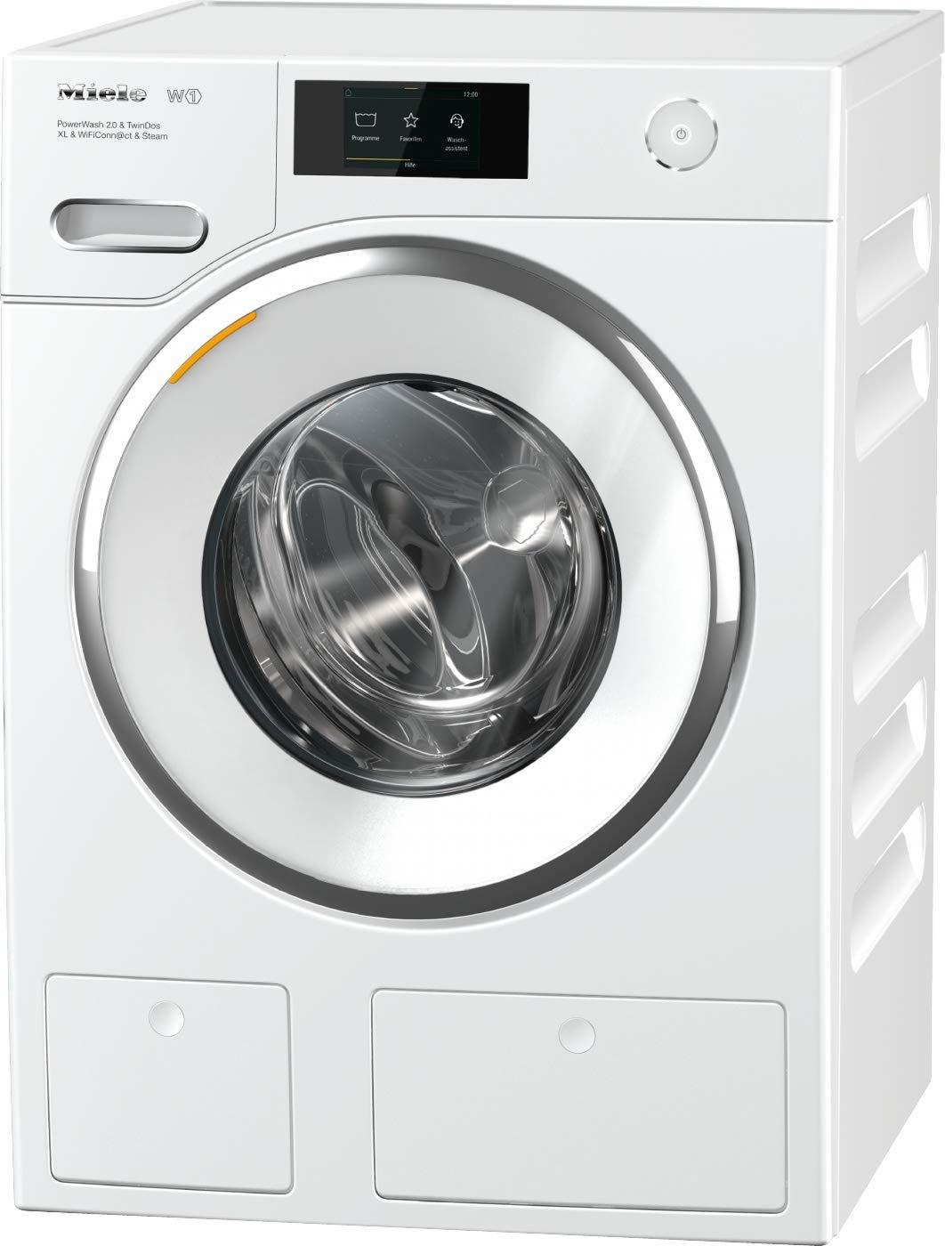 Miele-WWR-880-WPS-WaschmaschineEnergieklasse-A130-kWhJahrmit-automatischer-DosierungWaschautomat-mit-9-kg-Schontrommel-mit-Dampffunktion-zum-Vorbgelnper-WLAN-mit-Smartphone-steuerbar