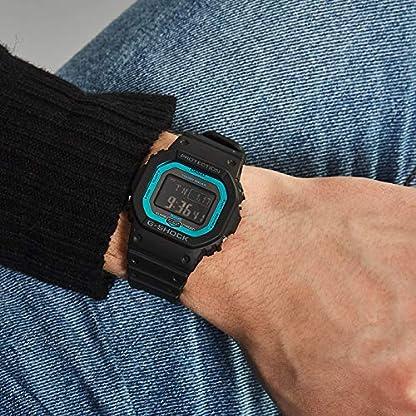 CASIO-Herren-Digital-Quarz-Uhr-mit-Resin-Armband-GW-B5600-2ER