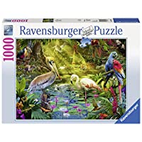 Ravensburger-19673-Vogelparadies-Erwachsenenpuzzle