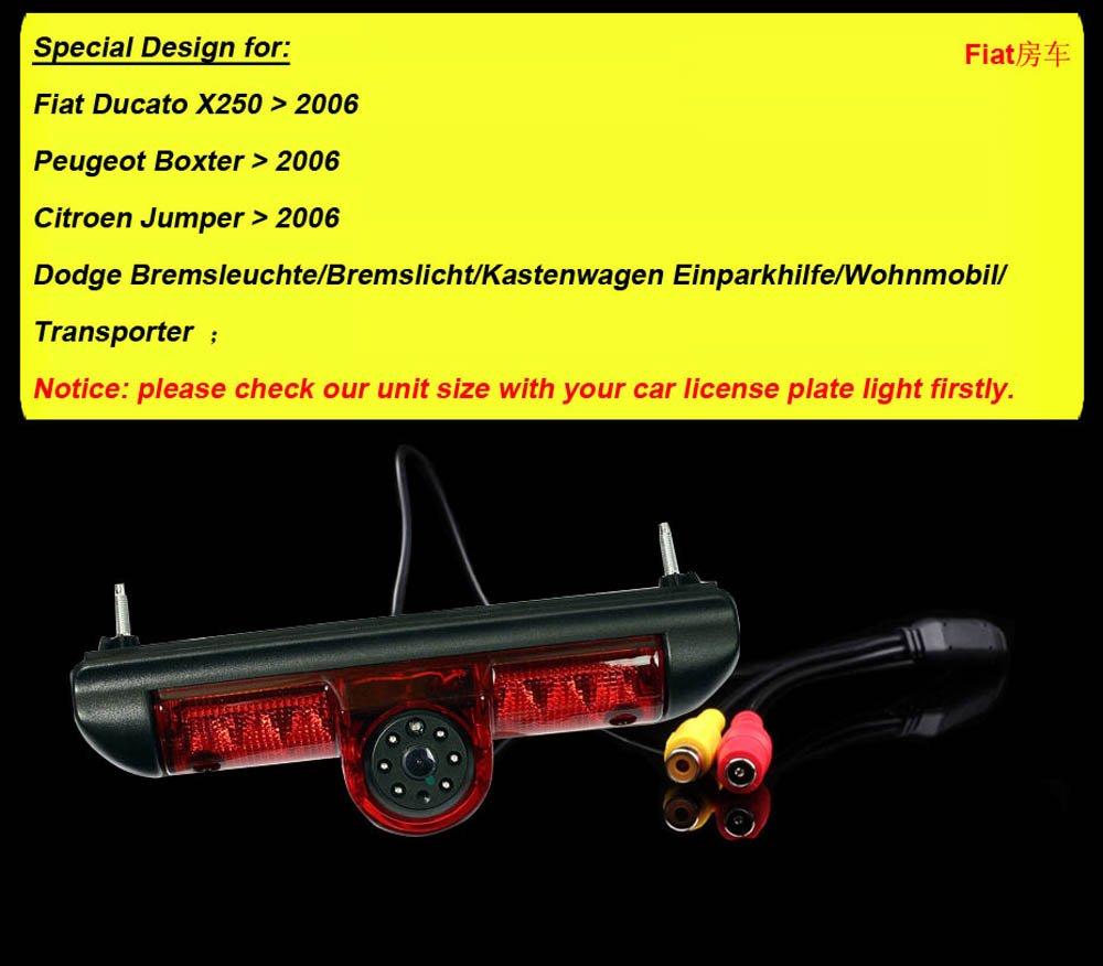 Rckfahrkamera-Transportster