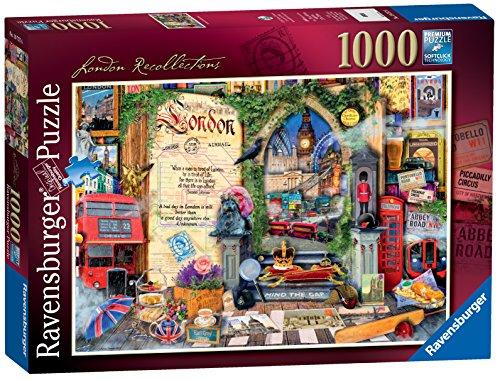 Ravensburger-Puzzle-Erinnerungen-an-London-1000-Teile-Puzzle