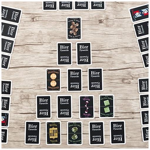 Katertag-Bier-Pyramide-Das-legendre-Trinkspiel-lustiges-Partyspiel-fr-Erwachsene-Karten-Spiel-Geburstags-Geschenk-Party-Jungesellenabschied-Festival-Trinkspiele