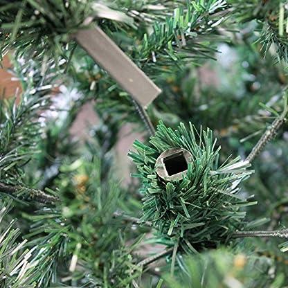 Multistore-2002-Knstlicher-Weihnachtsbaum-Tannenbaum-inklusive-Christbaumstnder-180cm-600-Spitzen-Weihnachtsdekoration-knstliche-Tanne-Christbaum