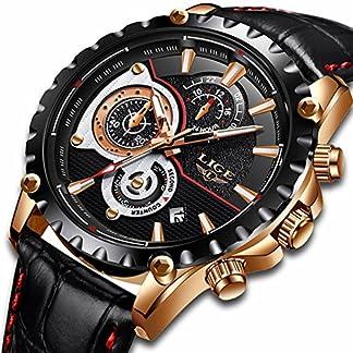 Herren-Uhren-Wasserdicht-Chronograph-Sport-Analog-Quarzuhr-Mnner-Luxusmarke-LIGE-Mode-Lssig-Schwarz-Leder-Armbanduhr-Mann-Uhr