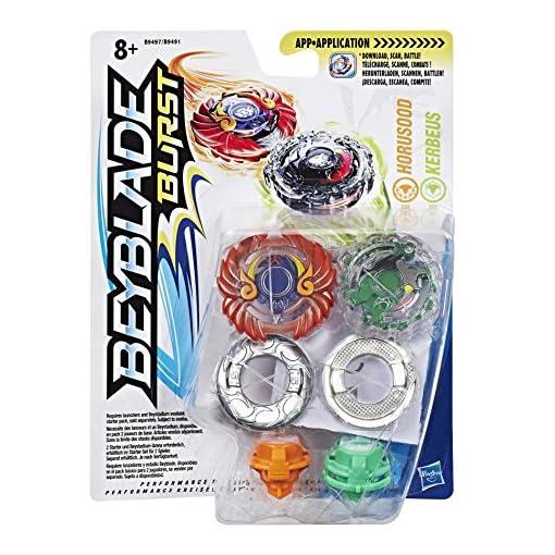 Beyblade-b9497el2-Burst-Dual-Pack-horusood-und-kerbeus-Spiel