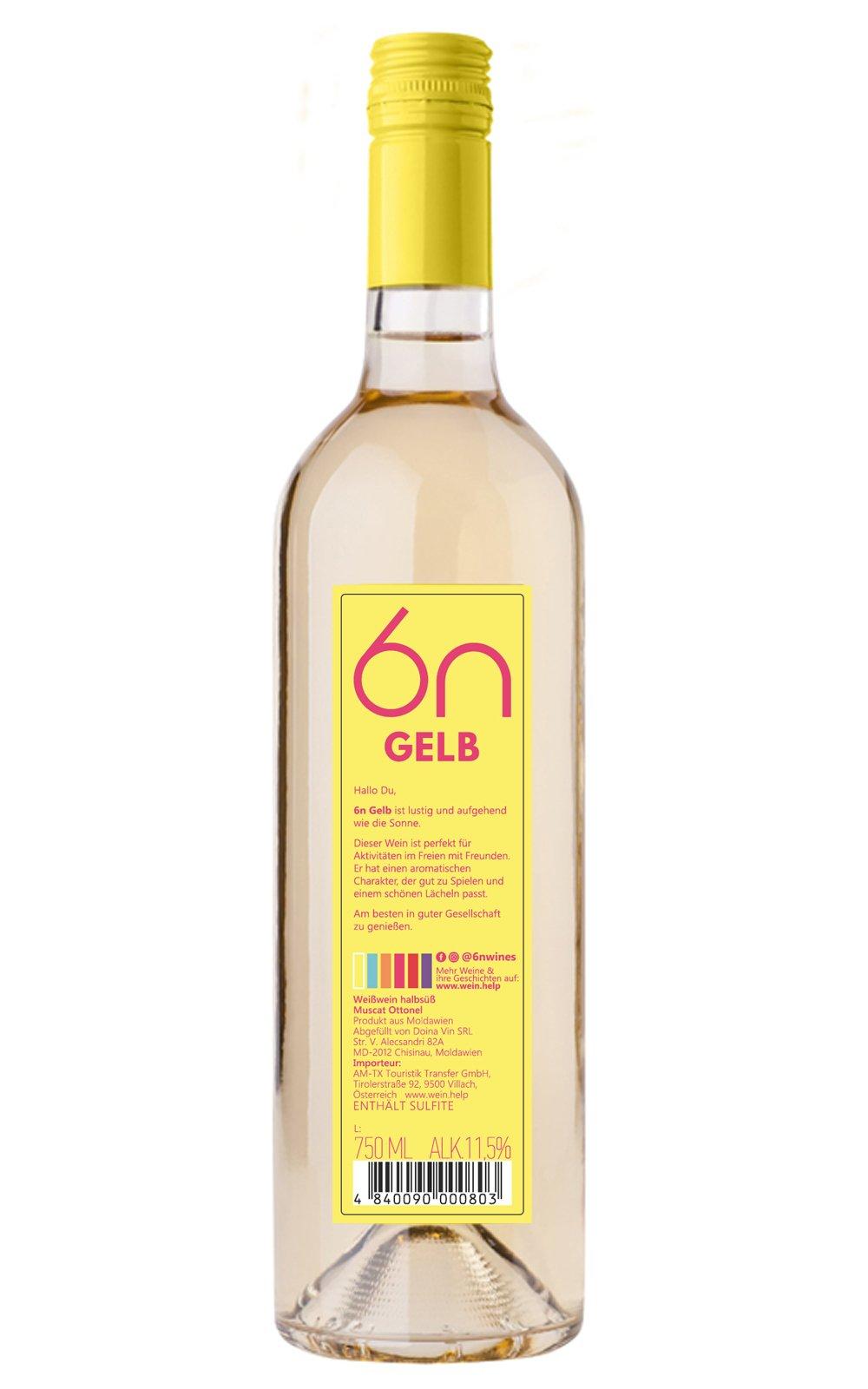 6n-Sun-gelb-Muskat-Ottonel-halbs-Veganer-Wein-ohne-Gelatine