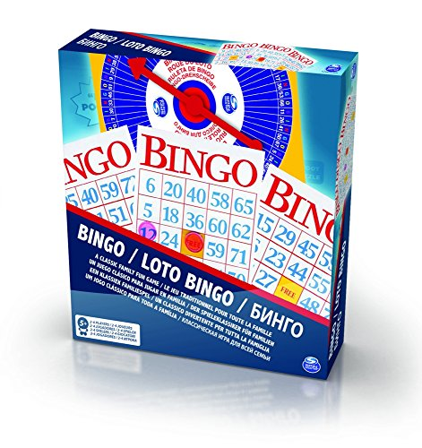 SPINMASTER-6033208-Wert-BingoLotto-Set