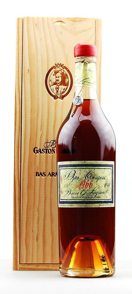 Armagnac-1966-Bas-Armagnac-Baron-Gaston-Legrand