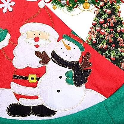 About1988-Weihnachtsbaumdecke-Christbaumstnder-Teppich-Weihnachtsbaum-Rock-Schnee-Baum-Rcke-Weihnachtsbaum-Rock-Ornamente-Red-Elk-Tartan-Base-Floor-Xmas-Home-Decor