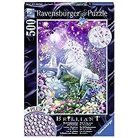 Ravensburger-Puzzle-14951-Einhorn-im-Glitzerwald