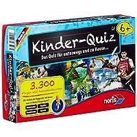 Noris-Spiele-606013596-Kinderquiz-ab-6-Jahren-Kinderspiel