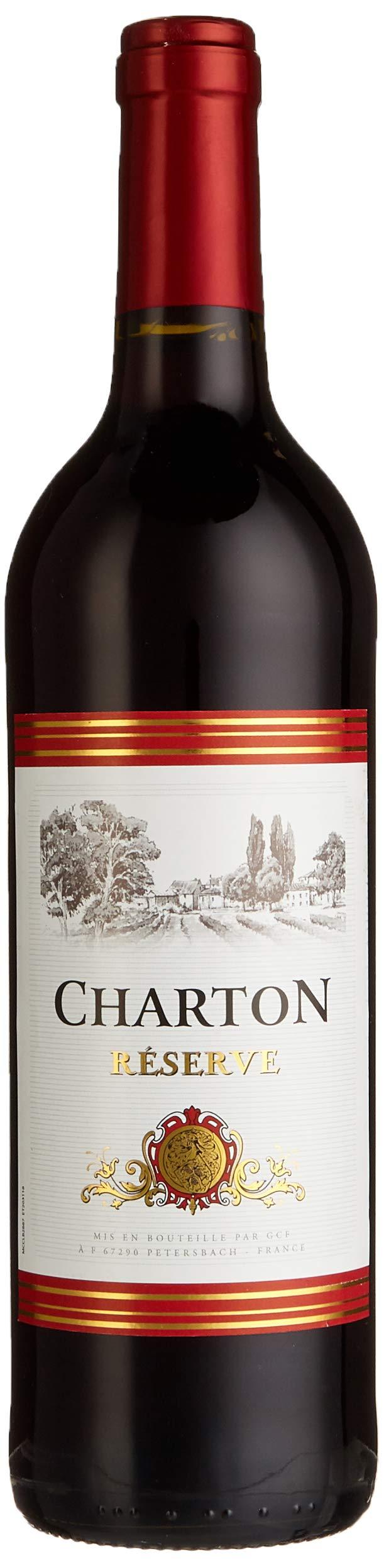 Charton-Reserve-Vin-communaut-europenne-rotwein-6-x-075-l