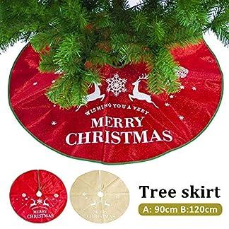 Baumdecke-Weihnachtsbaum-Rock-Rund-Weihnachtsbaumdecke-Christbaumstnder-Teppich-Decke-Ornaments-Durchmesser-90cm-120cm-Weihnachtsdekoration