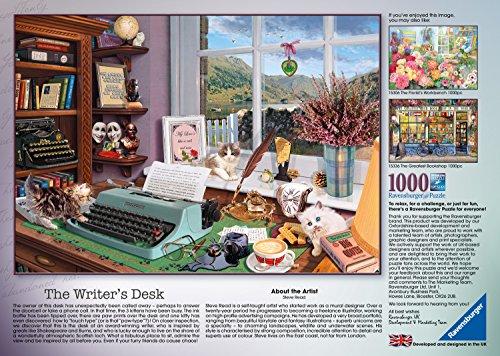 Ravensburger-15334-The-Writer-s-Schreibtisch-Puzzle