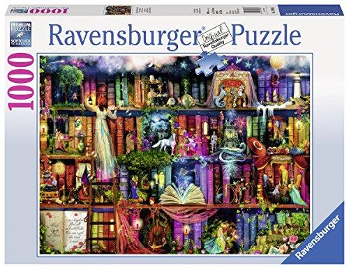 Ravensburger-19684-Magische-Mrchenstunde-Erwachsenenpuzzle