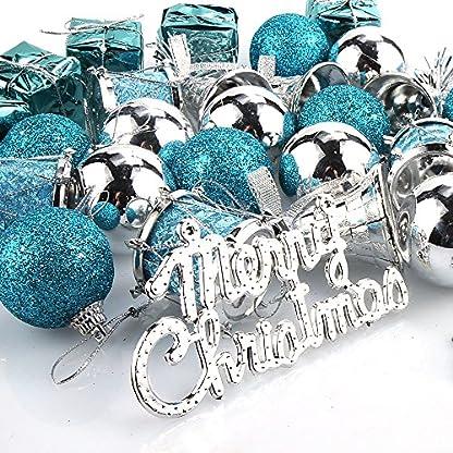 Weihnachtskugeln-WeihnachtsdekoParsion-weihnachtskugeln-set-32pcs-Weihnachtskugeln-Baumkugeln-Baumschmuck-Weihnachtsdeko-Anhnger-fr-Weihnachtsbaum-Ausgangsdekoration