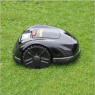 KJRJG-Smart-Elektro-Akku-Rasenmher-Kit-LCD-Wasserdicht-Automatische-Lade-Robotic-Rasenmher-Regen-Schutz-Obstacle-Avoidance-Timing-Anti-Diebstahl-Rasenmher-for-Garten-Rasen
