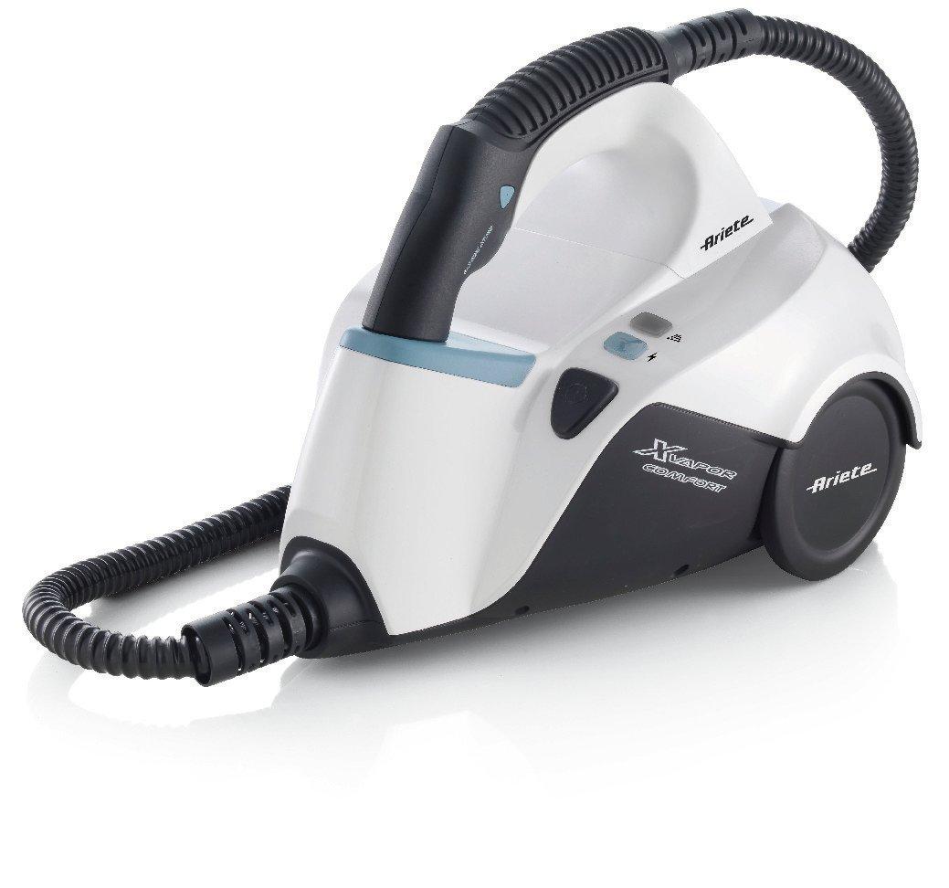 Ariete-00P414500AR0-X-Vapor-Comfort-Dampfreiniger-mit-12-teilig-Zubehr-Set-4145-fr-den-Haushalt-1500-W-wei