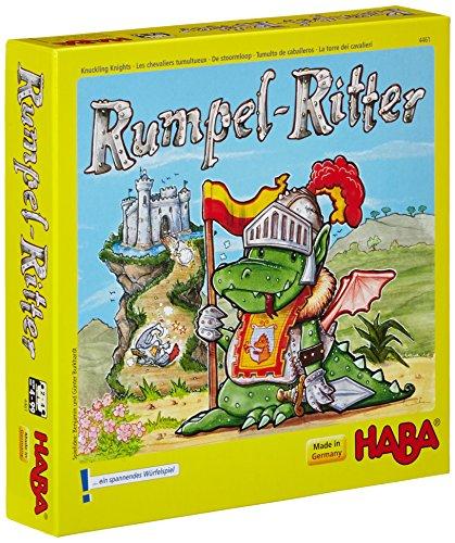 HABA-4461-Rumpelritter-Wrfelspiel