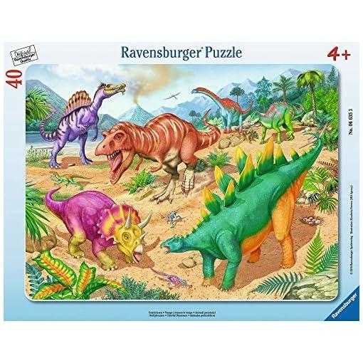 Ravensburger-Puzzle-06635-Urzeitriesen