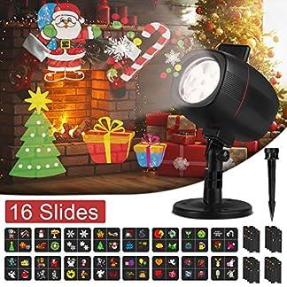 OUSFOT-LED-Projektorlampe-16-Folien-Projektor-Lichter-IP65-Wasserdicht-fr-Weihnachten-Garden